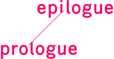 epilogue-prologue
